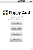 Screenshot of Flippy Card for Kids Free