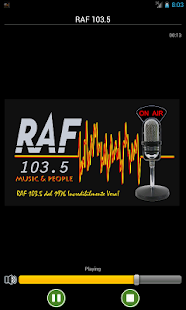 Raf103.5 - screenshot thumbnail