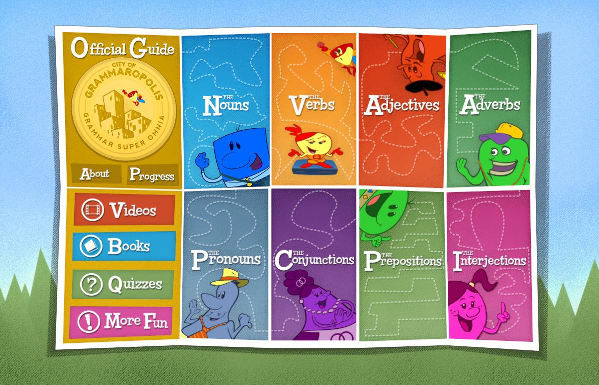 Grammaropolis - Complete- screenshot