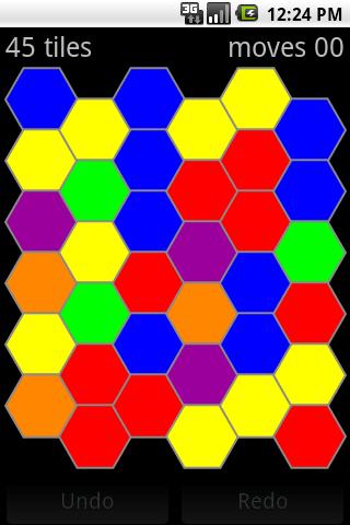 SpectraHex DEMO screenshot #1