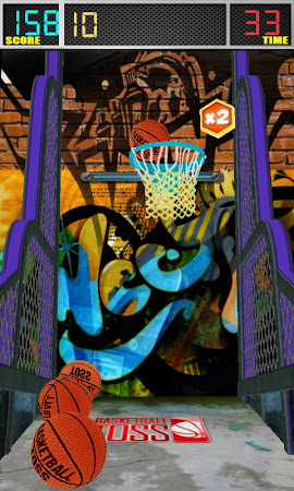BasketBall Toss 1.0.1 screenshot 227885