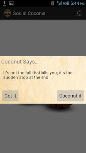 Social Coconut - screenshot thumbnail