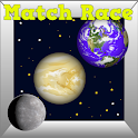 Planet Match Race Ad Free icon