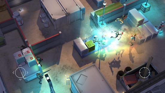 Space Marshals Screenshot 12