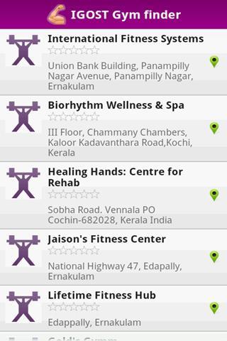 玩免費健康APP 下載ジムファインダー app不用錢 硬是要APP