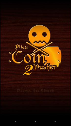 Pirate coin pusher 2D full