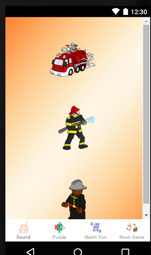 Fireman Games for Kids Free