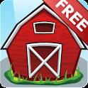 Angry Farm – Free Game logo