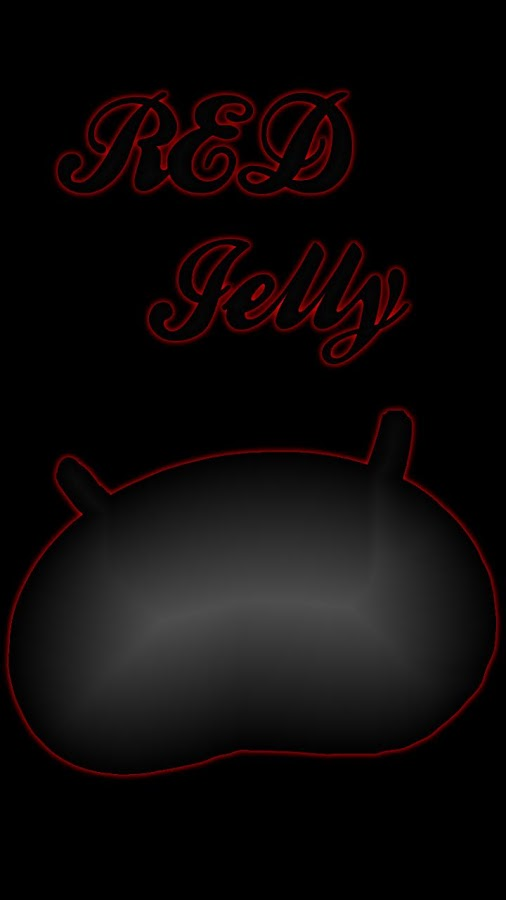 RED Jelly CM10.1 Theme Chooser - screenshot