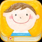nicori-kids photo diary app-