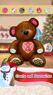 Build A Teddy Bear Send A Hug- screenshot thumbnail