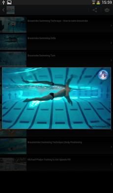 初心者のための水泳のレッスンのおすすめ画像2