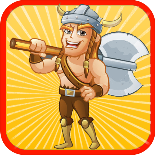 Viking Game - warrior games LOGO-APP點子