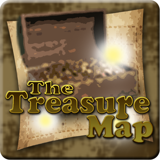 The Treasure Map LOGO-APP點子