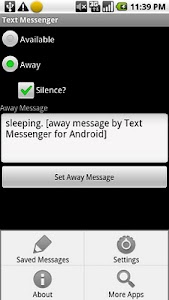 Text Messenger screenshot 0