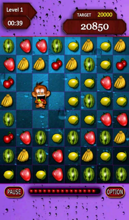 Swiped Fruits - screenshot