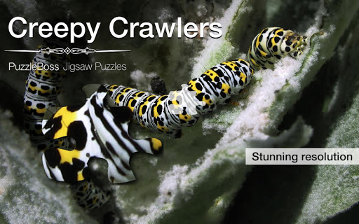 Creepy Crawler Jigsaw Puzzles