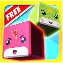 Falling cube LITE icon