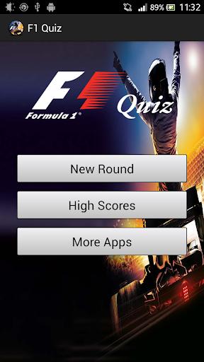 Formula Quiz