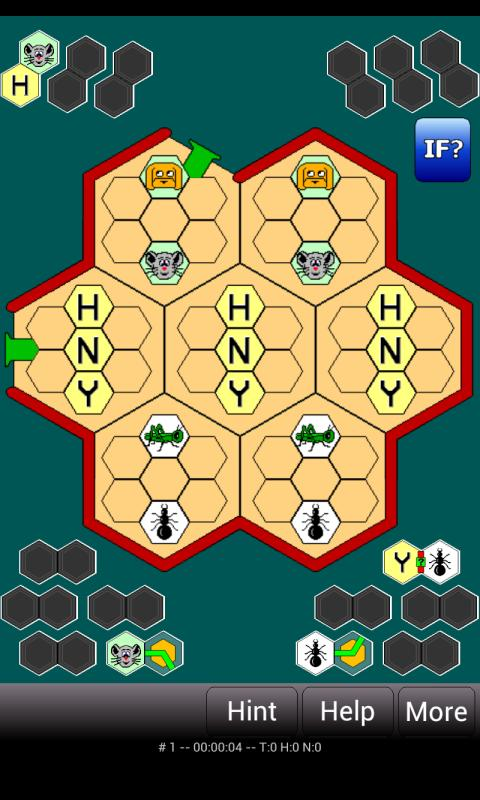 Honeycomb Hotel Free screenshot #1
