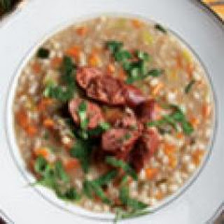 Miss Katie's Seafood Stew.