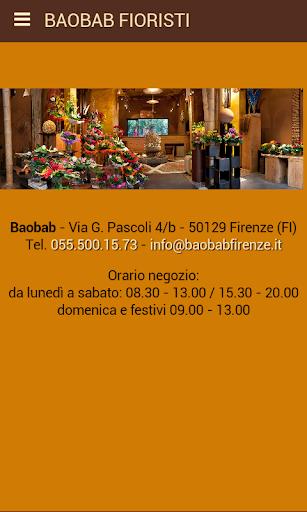 Baobab Fioristi Firenze