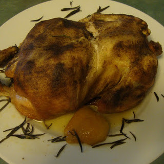 Fragrant Lemon Rosemary Chicken.