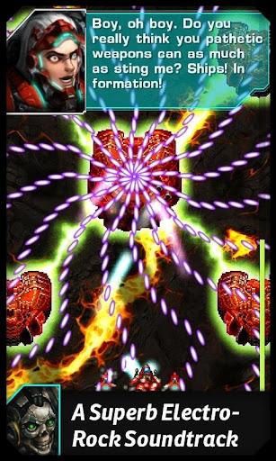 لعبة الطائرات الحربية الخارقة لعبة الادمانShogun: Bullet Hell Shooter HD v1.2.11