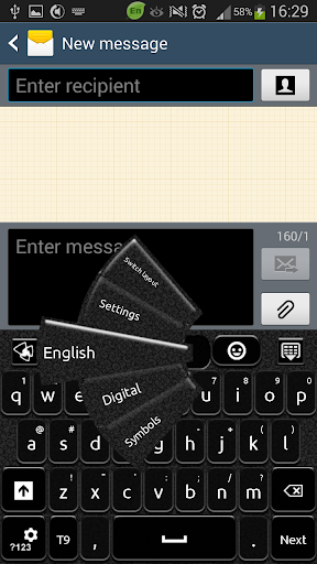 QWERTY键盘
