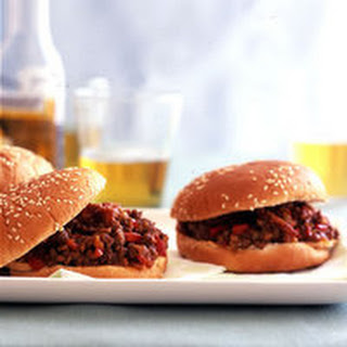 Bacon Sloppy Joes.