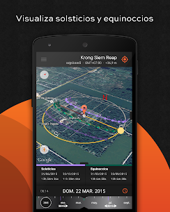 Sun Surveyor (Sol y la Luna) v2.4.7 APK 8