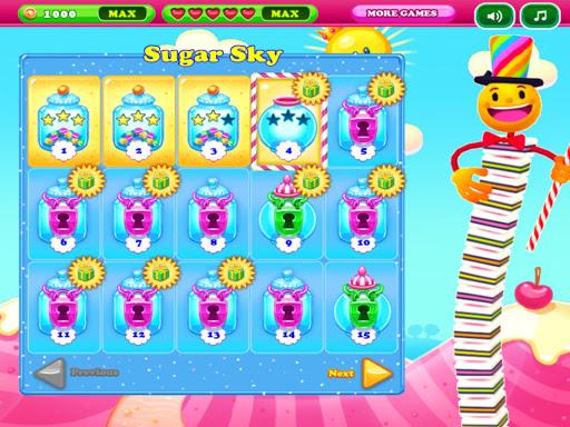Candy Flip : Puzzle Match