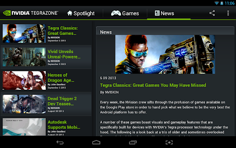 NVIDIA TegraZone 2 screenshot 12