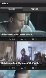 Chris Brown - screenshot thumbnail