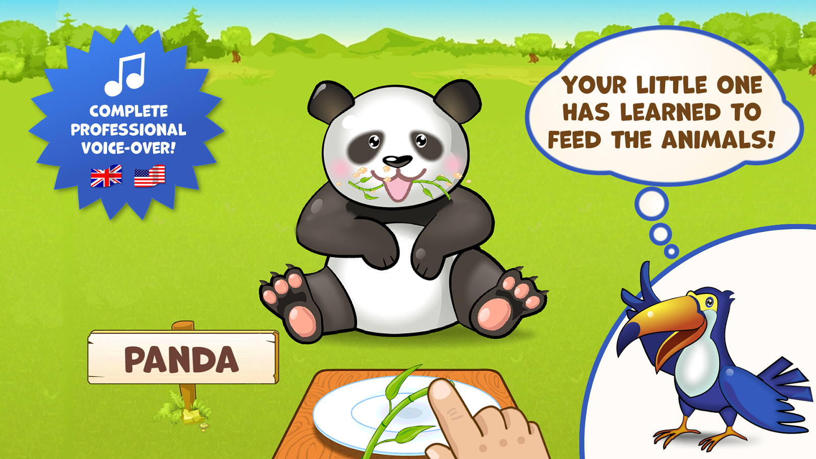 zoo playground games for kids android apps on google play