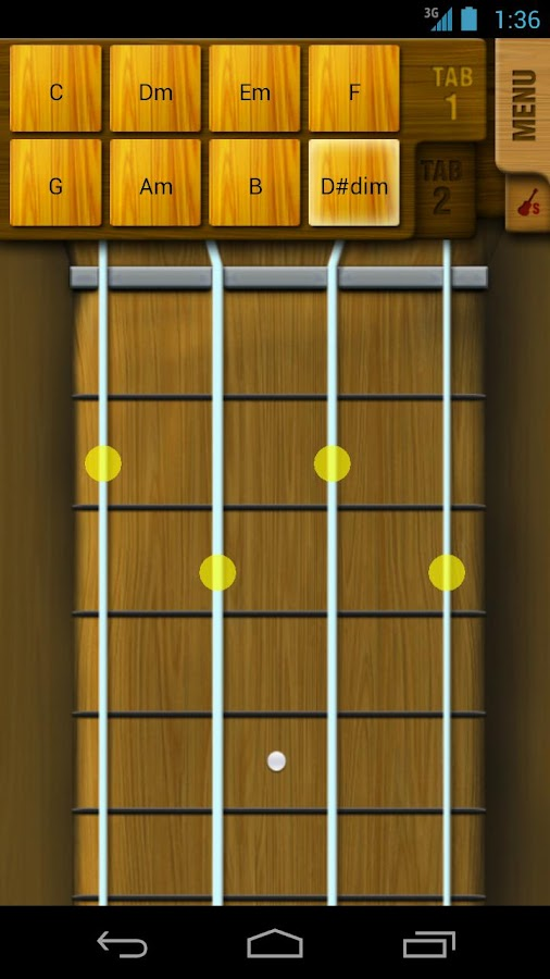 Play Ukulele Pro- screenshot