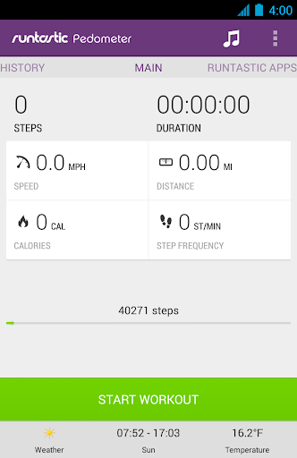 runtastic PRO 6.6.1.apk free download cracked on google play HiAppHere Market