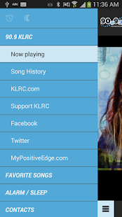 90.9 KLRC- screenshot thumbnail