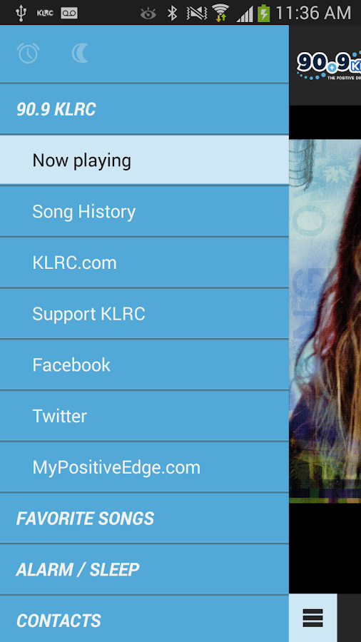 90.9 KLRC- screenshot