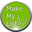 Make My List: To Do/Grocery logo
