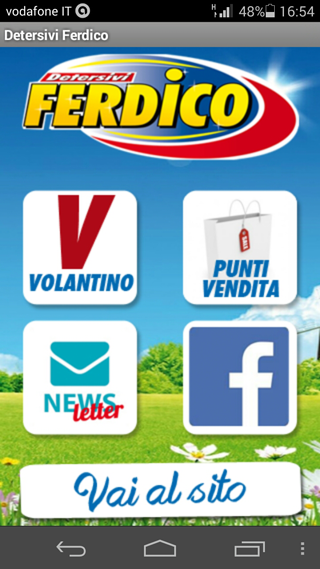 Ferdico detersivi palermo android apps on google play - Detersivi you ...