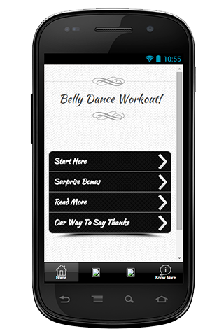 Belly Dance Workout Guide