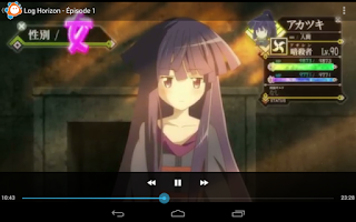 Screenshot of ADN - Anime Digital Network