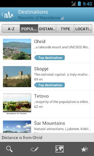 Republic of Macedonia Triposo