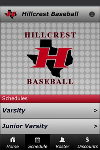 Hillcrest Baseball - screenshot