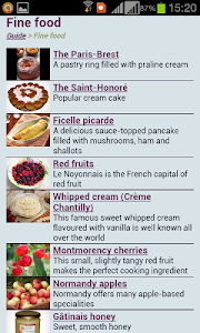 France Travel Guide screenshot 14
