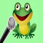 Cucu sang the Frog