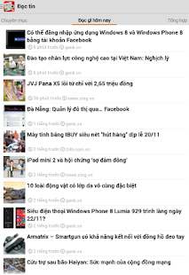 玩新聞App|Đọc Tin - Doc Bao - Bao Moi免費|APP試玩