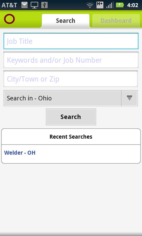 OhioMeansJobs- screenshot