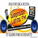 Dimension Latina FM icon
